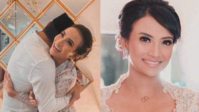 Pernikahan Vanessa Angel digelar pada Minggu (15/12/2019).