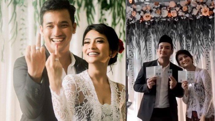 Pernikahan Vanessa Angel dan Bibi Ardiansyah