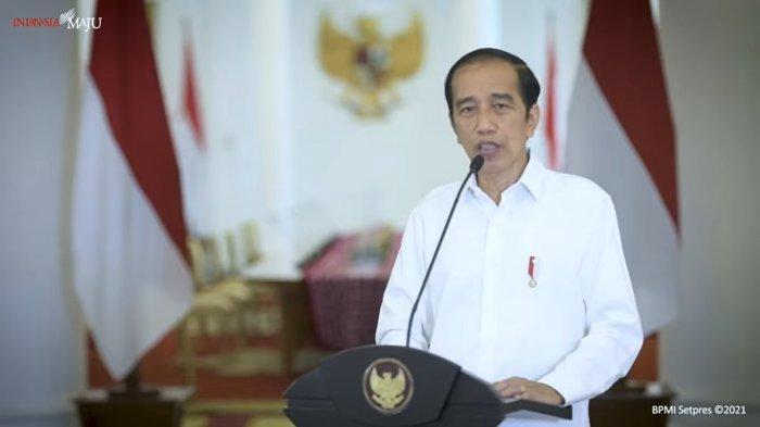 Minta Masyarakat Tenang dan Waspada, Jokowi: Tidak Ada Tempat bagi Terorisme di Tanah Air
