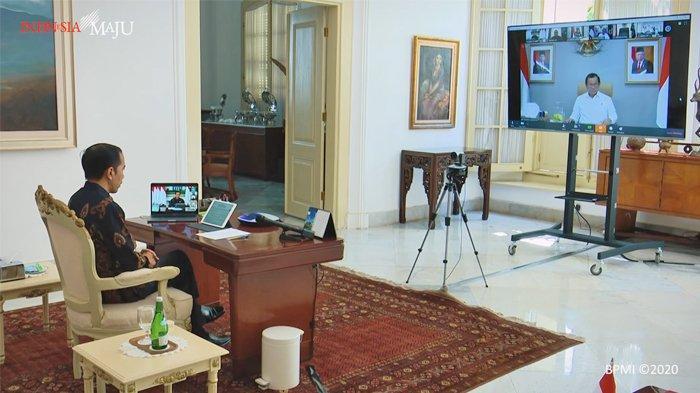 Pernyataan Lengkap Jokowi dalam Ratas Penanganan Arus Masuk WNI dan Pembatasan Perlintasan WNA