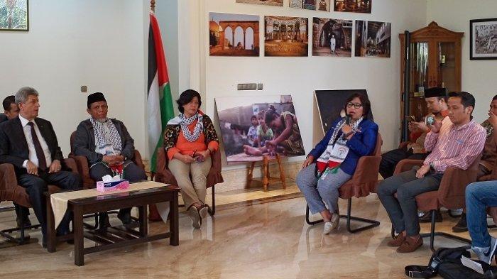 Tidak Kirim Utusan, Dubes Palestina Kecam Keras Deal of the Century yang Diinisiasi Amerika