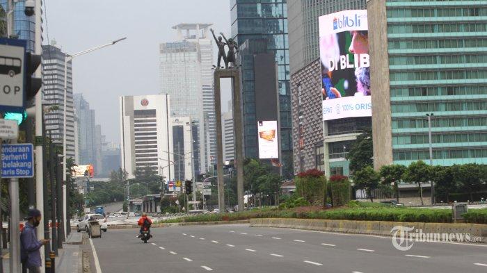 Syarat Melintas Motor dan Mobil Pribadi saat PSBB Jakarta Mulai Besok