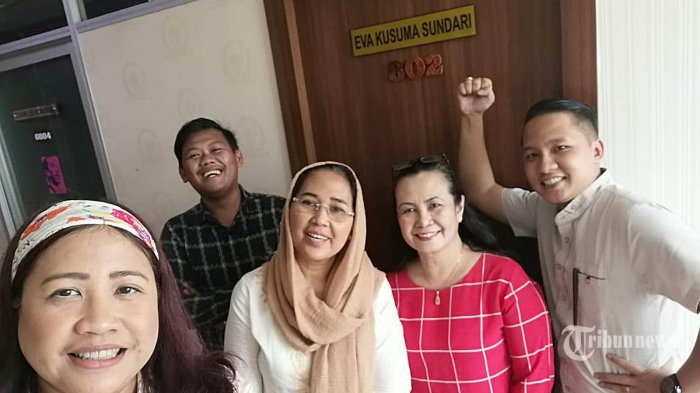 Mengintip Aktivitas Eva Kusuma Sundari dan Fahri Hamzah Berbenah Siap Tinggalkan Gedung DPR RI