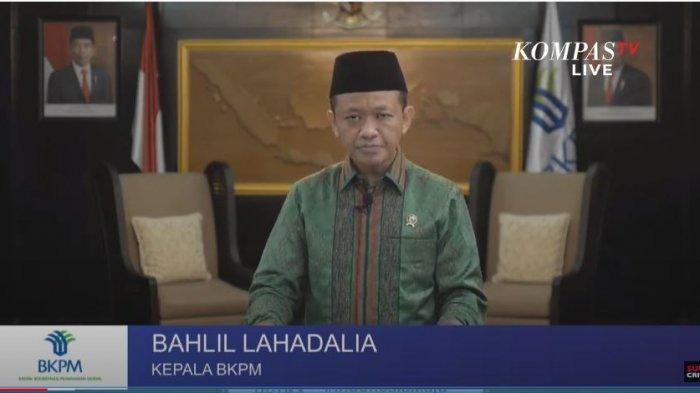 Perpres Investasi Miras Akhirnya Dicabut, Kepala BKPM Bahlil: Ini Bukti Presiden Demokratis