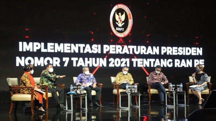 Kemendagri Beri Dukungan kepada BNPT Laksanakan REN PE 2020-2024