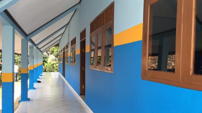 Tarik Minat Baca Anak-Anak Desa Sirnajaya, Ganesha Merangkul (MI-53) Bangun Rumah Cahaya