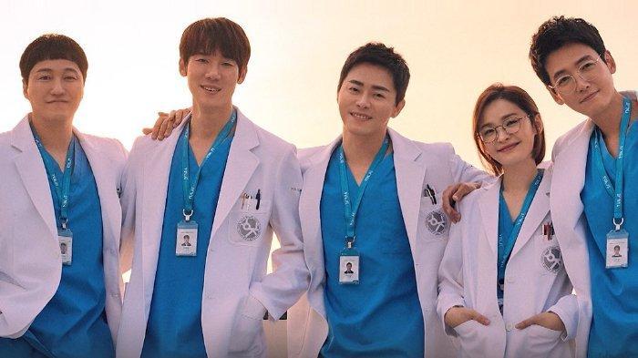 persahabatan lima dokter Rumah Sakit Yulje