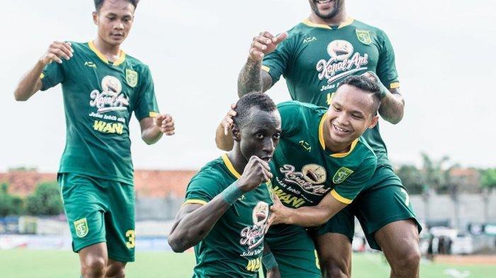 Mundur dari Persebaya, David da Silva dan Makan Konate Masih Gabung WAG Bajul Ijo