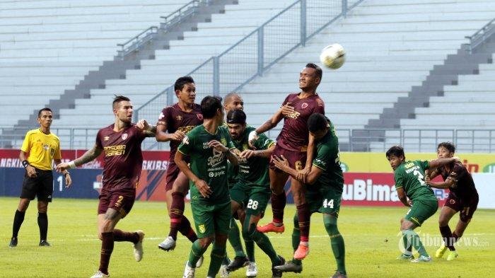 Prediksi Susunan Pemain PSM vs Persipura Liga 1, Juku Eja Waspadai Striker Cepat Musuh