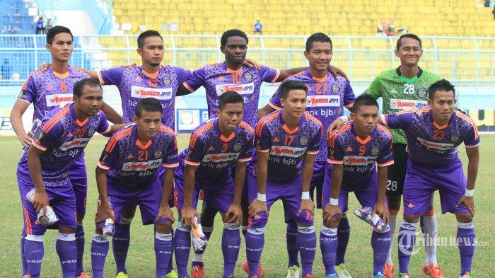 Hasil Babak Pertama Liga 3,PSGC Ciamis vs PSCS Cilacap, PSGC Tertinggal 1-2