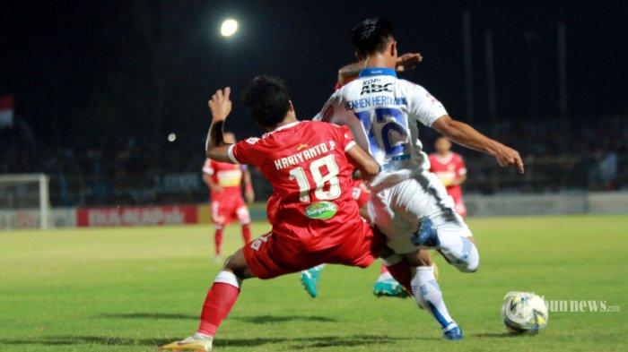 Hasil Akhir Badak Lampung Fc vs Persela Liga 1 2019, Marquinhos Selamatkan Tuan Rumah dari Kekalahan