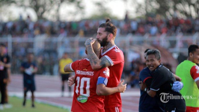 Tampil Trengginas di Liga 1 2019, 3 Pemain Asing Ini Layak Diperebutkan Musim Depan
