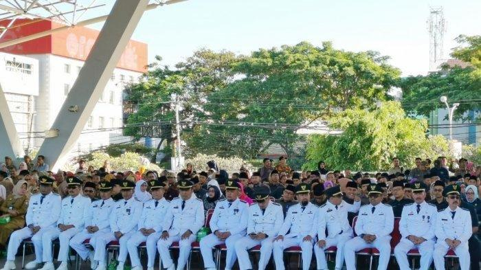 Selamat! Foto-foto 1,073 Pejabat Pemkot Dikembalikan ke Jabatan Semula, Semoga Amanah!