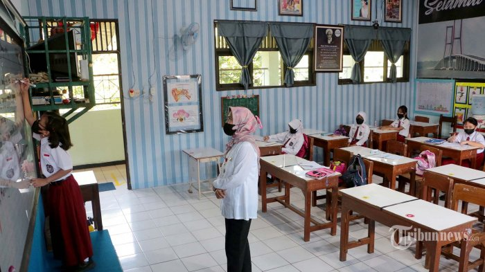 KPAI Minta Persiapan Pembukaan Sekolah Secara Maksimal untuk Hindari Klaster Covid-19