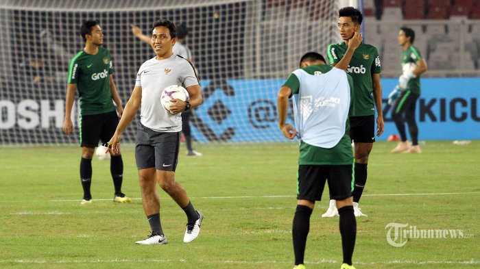 Live Streaming Indonesia Vs Timor Leste Piala AFF 2018 Jam 19.00 WIB, Garuda Wajib Menang Telak