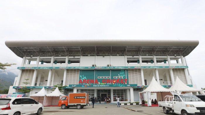 Berita Foto : Melihat Persiapan Venue Cricket Dan Hockey PON XX Papua - persiapan-venue-cricket-di-pon-xx-papua_20210924_185436.jpg