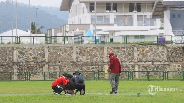 Berita Foto : Melihat Persiapan Venue Cricket Dan Hockey PON XX Papua - persiapan-venue-cricket-di-pon-xx-papua_20210924_185450.jpg