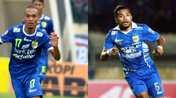 Ferdinand Sinaga dan Zulham Zamrun Sukses bersama Persib Bandung, tapi Masih Nirgelar di PSM