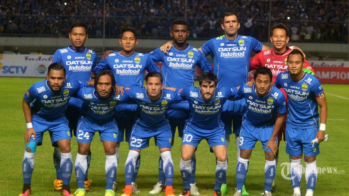 Persib Bandung Ditarget Lima Besar di Putaran Pertama