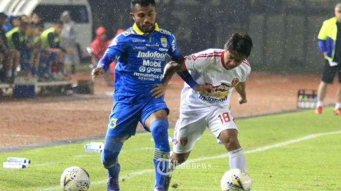 Persib Bandung Dibantai Selangor FA pada Babak Pertama Asia Challenge 2020