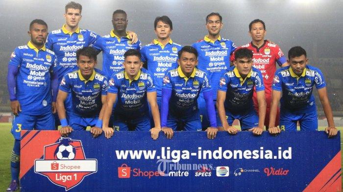 Hebat, Kiper Persib Bandung Tembus Lima Besar Cleansheet Terbanyak di Liga 1 2019