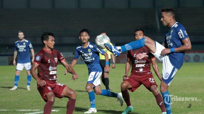 Hasil Klasemen BRI Liga 1 Hari Ini, PSM dan Persikabo Amankan 3 Poin, Persib Ditahan Borneo FC