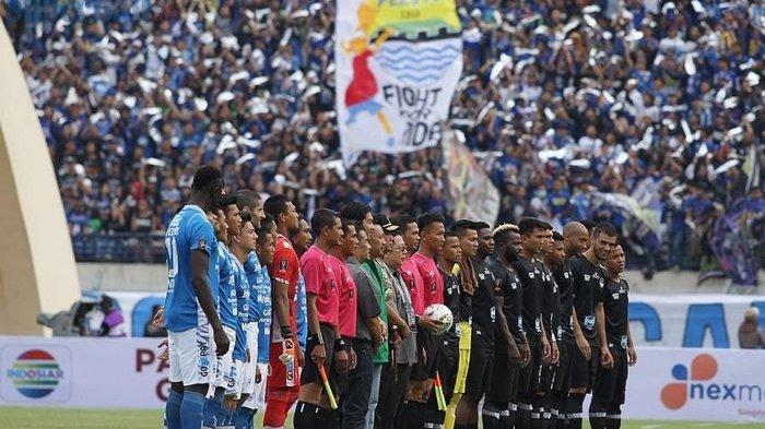Klasemen Grup A Piala Presiden 2019: Persebaya di Puncak, Tuan Rumah Persib Juru Kunci