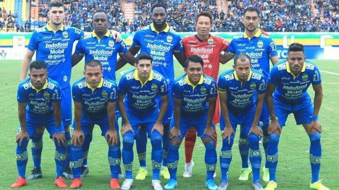 Jadwal Persib Bandung di Liga 1 2020, Pertama Lawan Persela Lamongan, Lawan Persija Jakarta Kapan?