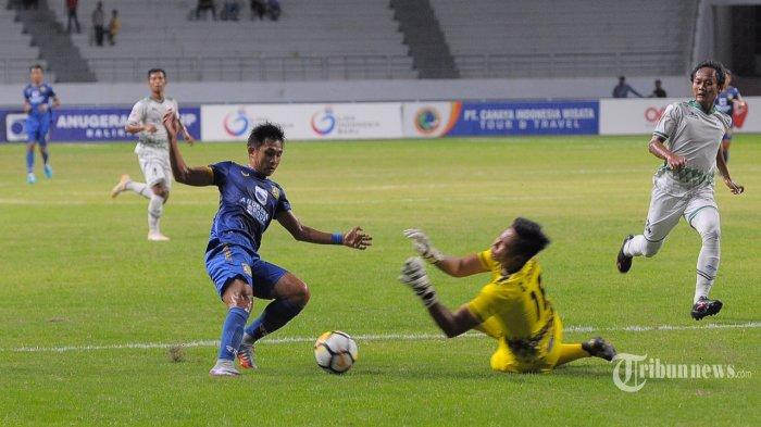 Hasil Akhir Persiba Balikpapan vs Madura FC Liga 2 2019, Tuan Rumah Gagal Geser Martapura