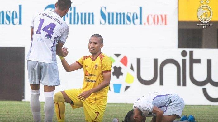 Prediksi Skor Perserang vs Sriwijaya FC Liga 2, Laskar Wong Kito Kedatangan Amunisi Baru