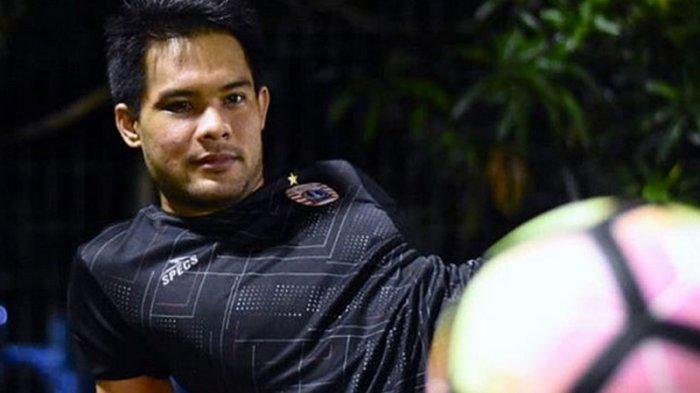Usai Lebaran Kiper Persija Jakarta Andritany Ardhiyasa Sudah Diperbolehkan Berlatih Full dengan Tim