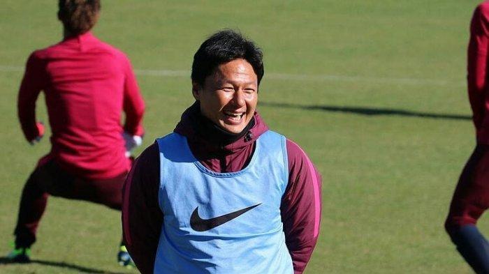 Persija Dikaitkan Pelatih Jepang U-18, Postingan IG Go Oiwa Dipenuhi Pendukung Macan Kemayoran