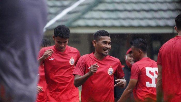 Persija Jakarta Gelar Latihan, Tiga Pemain Ini Belum Hadir