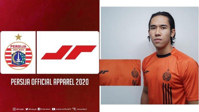 Persija Jakarta Resmi Gunakan Apparel JUARA Pada Musim 2020, Ini Tampilan Jersey Trainingnya