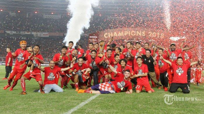 Riko Simanjuntak Optimis Persija Bisa Patahkan Mitos Juara Piala Presiden Melempem di Liga Indonesia