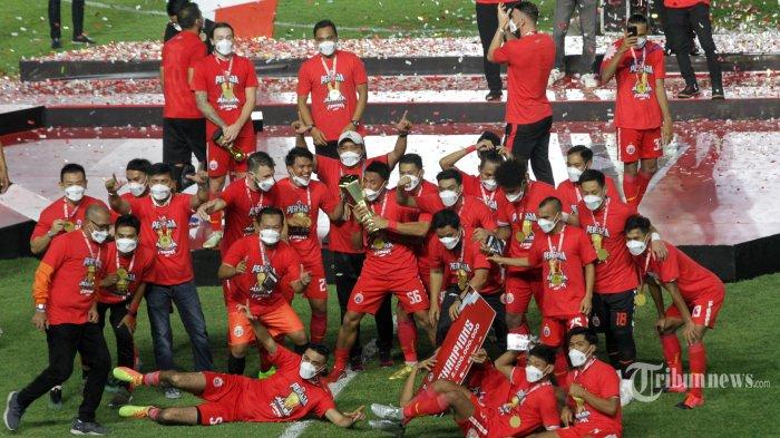 Sukses Piala Menpora, Kesuksesan Bersama untuk Menyongsong Sepak Bola Indonesia di Masa Pandemi