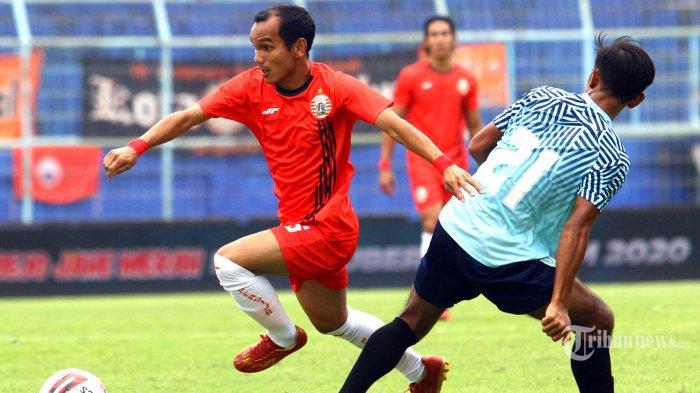 Persija Jakarta vs Persela Lamongan: Marko Simic Cetak Tiga Gol