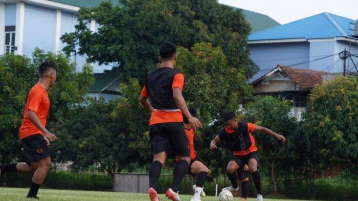 Persija Jakarta Latihan Tambah Dua Pemain untuk Lengkapi Komposisi
