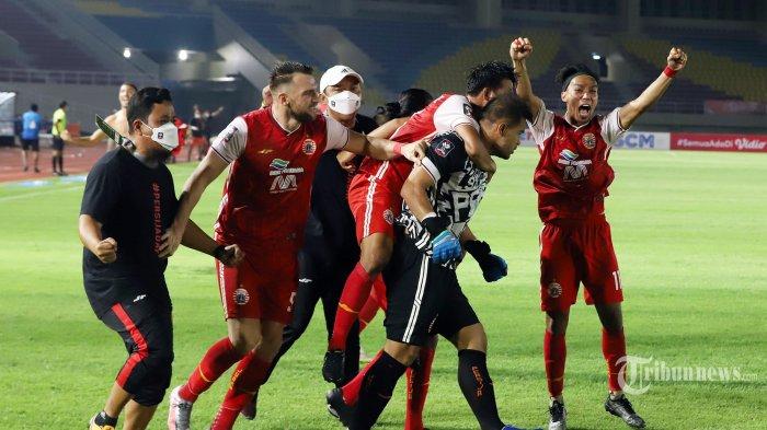 Persija vs Persib Final Piala Menpora - Maaf Maung, Macan Kemayoran Bukan Tim yang Sempurna
