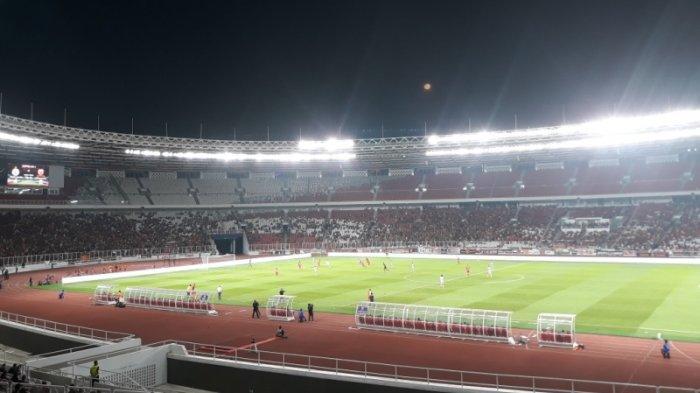 Sisihkan Deretan Stadion Negeri Jiran, SUGBK Jadi Venue Favorit Asia Tenggara