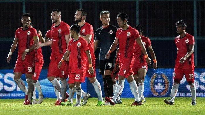 Pemain Persija Dapat Kartu Merah Lawan Persebaya, Sergio Farias Siratkan Wasit Berat Sebelah