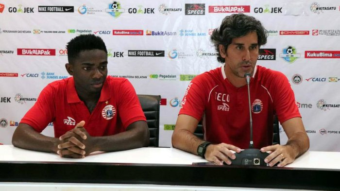 Persija Jakarta Kalahkan Mitra Kukar dan Meroket di Klasemen Liga 1 2018