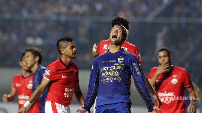 3 Mantan Pemain Bintang Persib Bandung di Pusaran Klub Liga 2