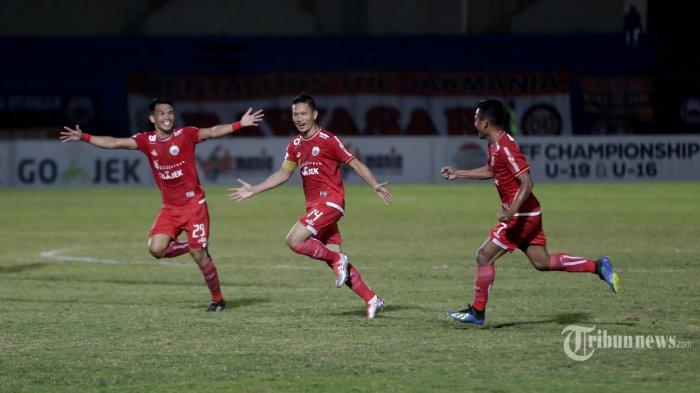 Hasil Akhir Persija vs Bali United Skor 1-0, Persija Lolos Semifinal Piala Indonesia