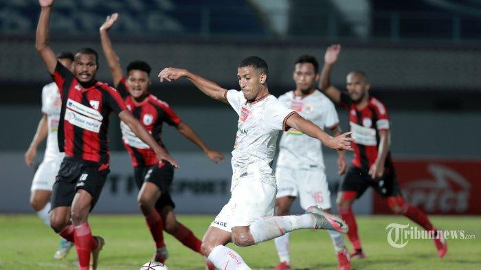 Persija vs Persela BRI Liga 1, Angelo Alessio Kehilangan Sejumlah Pilar, Riko & Yann Motta Absen