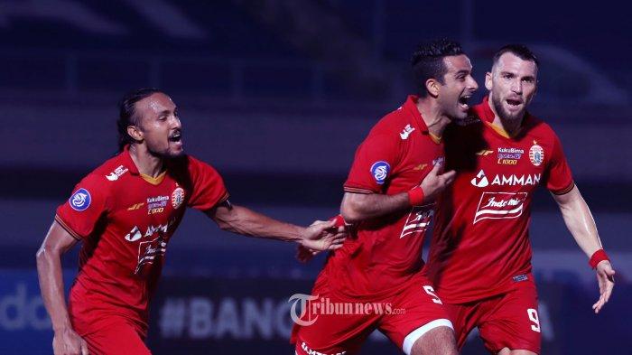 Jadwal Liga 1 2021 Pekan Ini, Live Indosiar, Persija Jakarta, Persita Tangerang & Persela Lamongan