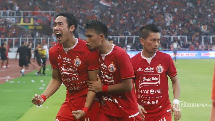 Hasil Klasemen Liga 1 2019: Persija Jakarta Pesta Gol, Tiga Tim Dipastikan Degradasi