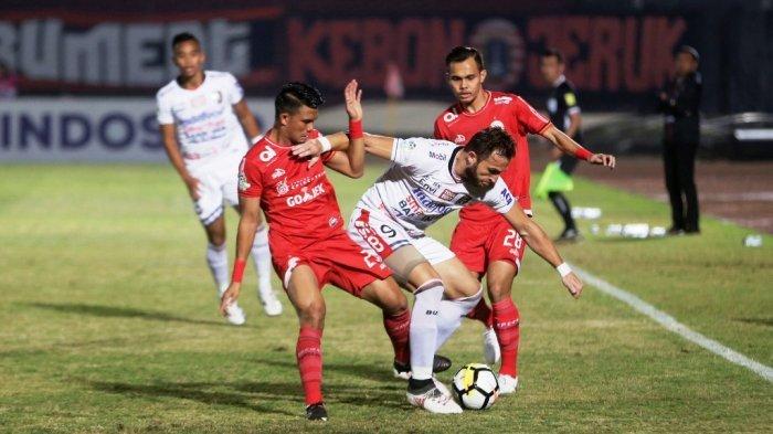 Kunci Kemenangan Bali United Ikuti Alur Permainan Persija Jakarta kata Widodo