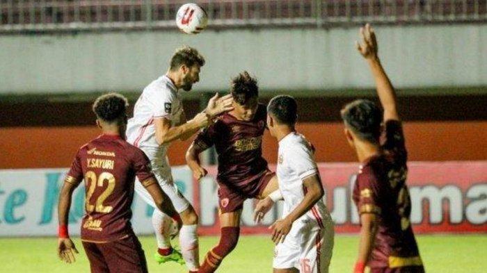 SEDANG BERLANGSUNG LIVE STREAMING Persija vs PSM, Semifinal Piala Menpora, Tonton Indosiar di Sini