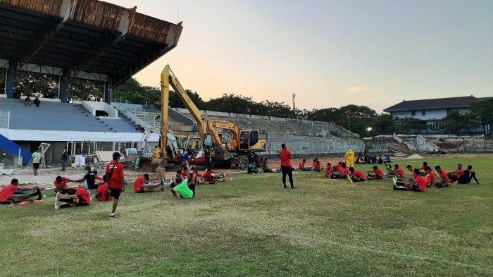 Pemain Persikota Tangerang
